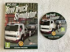 Tow Truck Simulator (Windows PC, 2010) - DVD-ROM