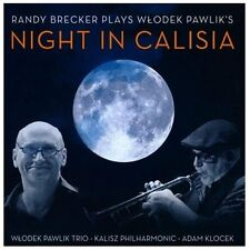 New: Wlodek Pawlik, Randy Brecker: Randy Brecker Plays Wlodek Pawlik's Night in