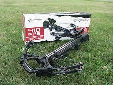BARNETT GHOST 410 CARBONLITE CROSSBOW 410 FPS #78220 NEW IN BOX