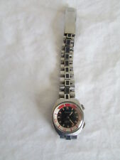 Rare Women's Bulova S/S Automatic Watch - 666 Feet - In Very Good Condition
