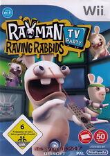 Rayman Raving Rabbids | Wii deutsche Version