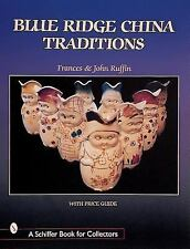 Blue Ridge China Traditions  with over 1,400 photos