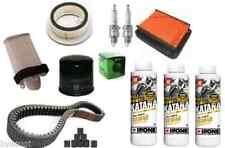 Kit Révision complet Yamaha 500 T-MAX 08/11 filtre à air huile bougie courroie