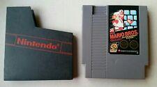 Nintendo NES game Mattel 5-screw Super Mario Bros.