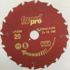 Freud LP20M020 170x2,4x30 Pro Ind Lama Circolare per macchine portatili
