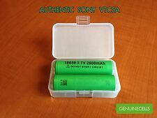 10x AUTHENTIC SONY US18650 VTC5A 2600mAh HighDrain Rechargeable Battery FT