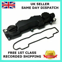 FOR FORD FOCUS FIESTA FUSION C-MAX 1.6 TDCI ROCKER CAMSHAFT HEAD COVER & GASKET