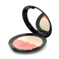 Guerlain Coral Blusher & Highlighter Two Tone Duo 03 Soft Coral - Damaged Box