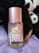 Victoria Secret Fresh Vanilla Body Mist 2.5 fl oz
