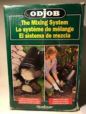 Scepter Odjob Mixing System Cement Hand Mixer Garden Soil Seed New Opened Box