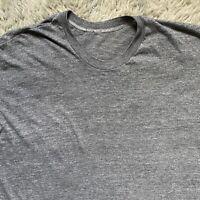 80s Madison Marlins Football Gray High School Half t-shirt Large