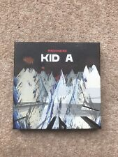 Radiohead ‎– Kid A - 2CDs & DVD - collectors edition