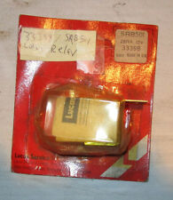 NOS Lucas Headlamp Relay 33398 / SRB501.  1980-83 Lotus Espirit. \