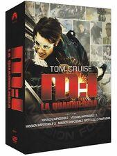 MISSION IMPOSSIBLE - COFANETTO 4 FILM (4 DVD) con TOM CRUISE