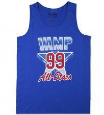 Vampire Life Vamp All Stars Muscle T Shirt Tank Blue  Size S Small New Tank Men