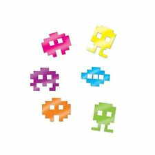 80's Icon Table Confetti - 14g - 1980's Arcade Game Style Party Decorations