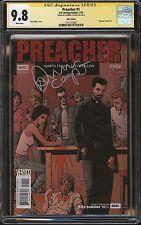 "Preacher #1 AMC TV Show Edition CGC 9.8 SS Signed Dominic Cooper ""Jesse Custer"""