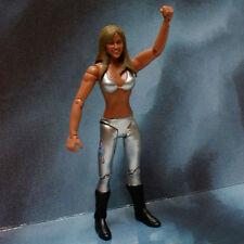 "WWF WWE TNA Wrestler Wrestling Michelle McCool FEMALE DIVA 6"" toy figure"