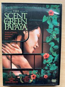 The Scent of Green Papaya DVD 1993 Vietnamese Film Movie Classic Region 1