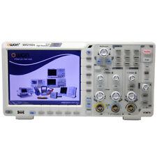 OWON XDS2102A 100MHz 12bit ADC High Resolution decode Digital Oscilloscope