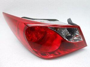New OEM 2011-2014 Hyundai Sonata Left Driver Tail Lamp Light