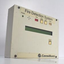 Consilium Fire detection system marine ship`s