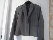 """veste grise pour femme """"ETAM"""" avec boutons  taille 44"""