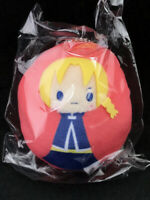 Fullmetal Alchemist Otetama Plush Mascot Key Chain Sanrio Produce Edward Elric