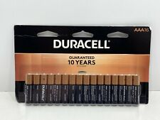 Duracell Copper Top 16 Count AAA Batteries 1.5V  Alkaline Exp. Varies, NEW!