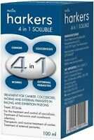 Harkers 4 in 1 Soluble Treatment & Prevention for Pigeons - 100 ml