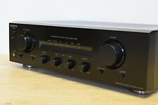 Sony TA-FE570 Stereo Verstärker HiFi separate mit Phono Eingang - 110WPC - 4 Ohm