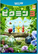 Used Pikmin 3-Wii U From Japan