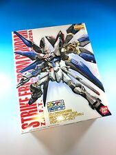 EXPO-limited MG 1/100 ZGMF-X20A Strike Freedom Gundam Clear Color Model Kits