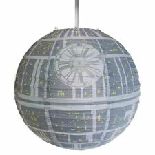 Star Wars Death Paper Light Shade Spherical Ceiling Fitting 30cm