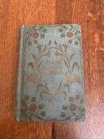 Childe Harold's Pilgrimage, by Lord Byron, Blue Tiny Book, 1900