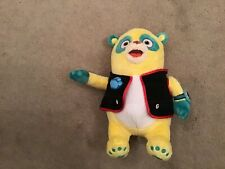 Disney Special Agent Oso Exclusive Plush Soft Toy Yellow Teddy Bear Figure Doll