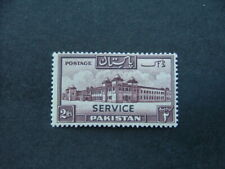 Pakistan 1948 2r chocolate Official SGO24 MM