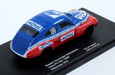 wonderful modelcar VOLVO PV544 1959 Rallycross #12 1978 -red/blue- 1/43 - lim.