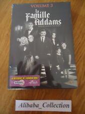 // NEUF COFFRET LOT DVD ** La Famille Addams ** intégrale Saison 3 SERIE