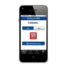 Webasto Handybedienung Thermo Call TC4 Entry App-Steuerung