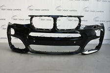 GENUINE BMW X3 F25 2014- M SPORT FRONT BUMPER 51118056874