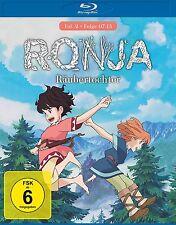 Blu-ray * RONJA RÄUBERTOCHTER - VOL. 2 # NEU OVP §