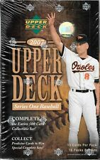 2007 UPPER DECK BASEBALL SERIES 1 SEALED HOBBY BOX