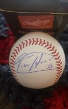 FELIX HERNADEZ - SEATTLE MARINERS  ROMLB signed