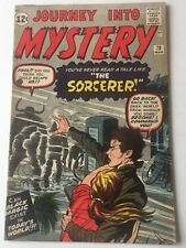 Journey Into Mystery #78 Marvel Comics March 1962 Dr Strange Prototype