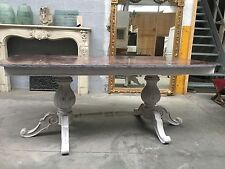 Table de milieu / Table plateau marbre / Table / Console / Bureau