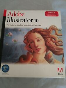 Adobe Illustrator 10 Windows Upgrade