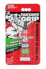 Tarzans Grip General Purpose Glue 30ml For Vinyl,Metal,Wood,Canvas,Plastic 04846