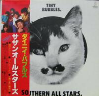 Southern All Stars Tiny Bubbles Invitation VIH-6068 LP Japan OBI INSERT