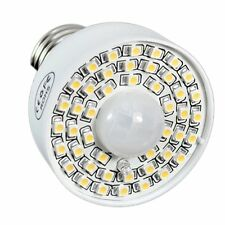 E27 Acoustic Occupancy Sensor 45LED 3528SMD Bulb Lamp Light PIR Motion ED
